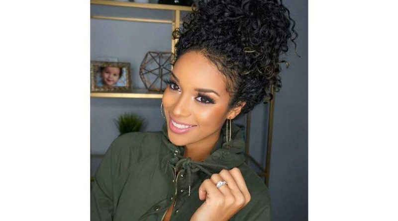 Curly hairstyles – beautiful holiday hairstyles